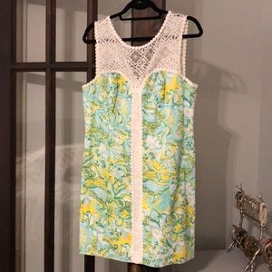 Lilly Pulitzer Floral Dress!